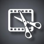 Video post production icon